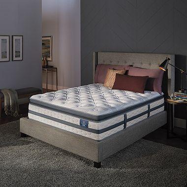 Serta Perfect Sleeper Glenmoor 2 0 Pillowtop Queen Mattress