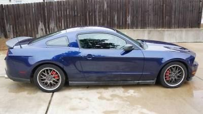 Ebay 2010 Ford Mustang Clean 2010 Ford Mustang Manual V6 Exhaust