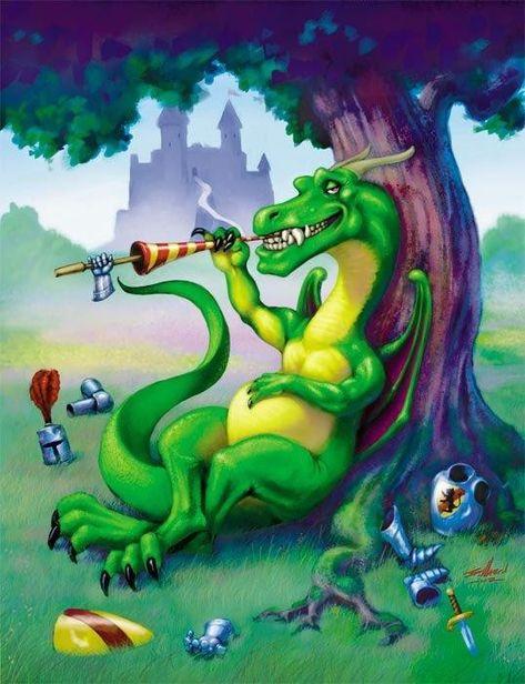 pindouglas king on dragons  dragon grinch