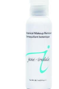 Jane Iredale Botanical Makeup Remover is my number one pic
