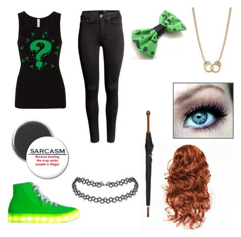 Amy Nygma Daughter Of The Riddler