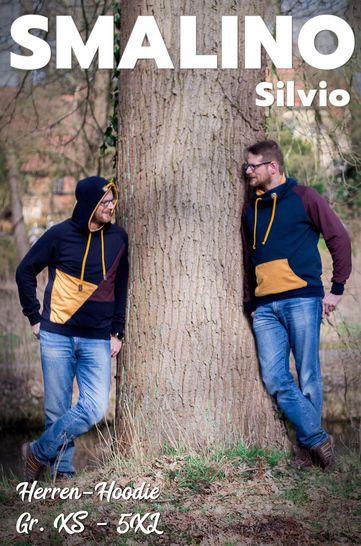 eBook Herren Hoodie 'Silvio' Gr. XS 5XL   Herren pullover