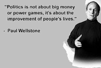 Paul Wellstone