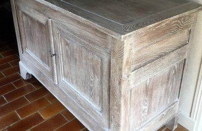 Sortie D Atelier Buffet Ancien Ceruse A L Ancienne Mobilier De Salon Relooking Meuble Decoration De Charme