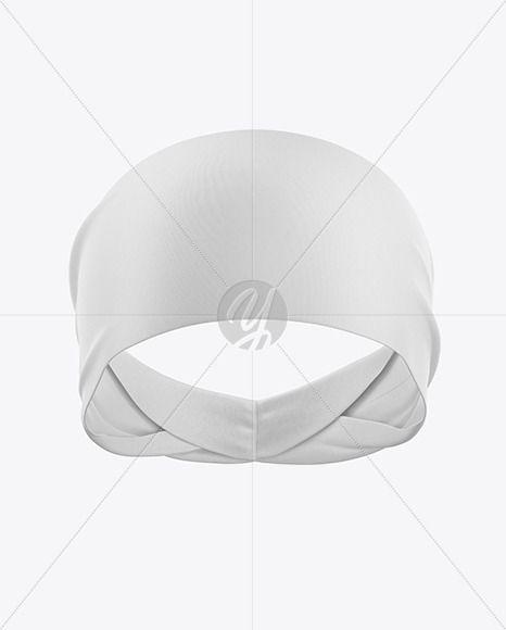 Download Headband Mockup In Apparel Mockups On Yellow Images Object Mockups Mockup Free Download Mockup Free Psd Mockup Psd