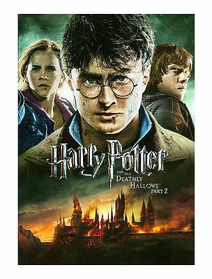 Harry Potter And The Deathly Hallows Part 2 Two Disc Special Edition 883929222902 Ebay In 2021 Harry Potter Movie Posters Harry Potter Movies Harry Potter Film
