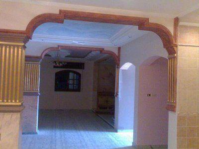احدث واجمل اشكال اقواس المنزل Art Ms Timicha Platre Maroc House Arch Design False Ceiling House Ceiling Design