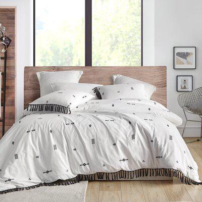 Union Rustic Shibata Textured Comforter Set Size Twin Xl