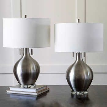 Costco Living Room Table Lamps Dle Destek Com Table Lamp Lamp Table Lamps Living Room