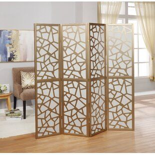 Marla 6 Panel Room Divider Allmodern Folding Room Dividers Panel Room Divider 4 Panel Room Divider