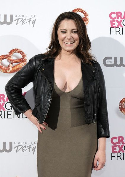 Actress and series co-creator Rachel Bloom attends the 'Crazy Ex-Girlfriend' Season 4 premiere party.