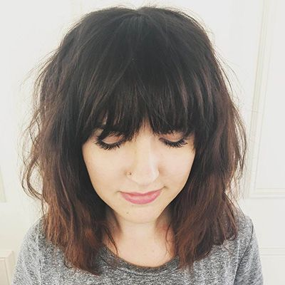 23 Best Medium Length Hairstyles With Bangs For 2018 2019 Bangs Hairstyles Medium Length Hair Styles Medium Length Hair With Bangs Short Hair With Bangs