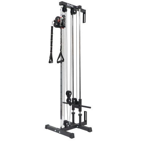 Valor Fitness Bd 62 Wall Mount Cable Station In 2020 Best Home Gym Equipment Best Home Gym Home Gym Equipment