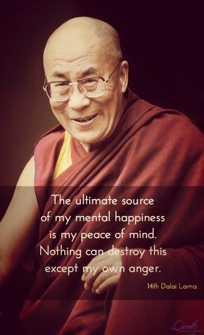 Dalai Lama Quotes on Life, Success and Inspiration.. find More at www.quoteacademy.com