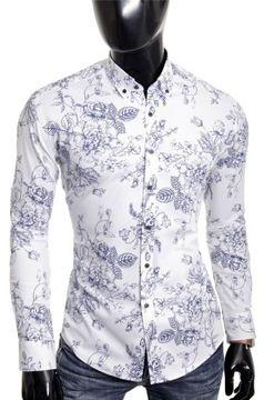 d1c93afc0e95c8 Cipo Baxx Koszula Męska Elegant Wieczorowa Prezent 7207476048 - Allegro.pl  - Więcej niż aukcje