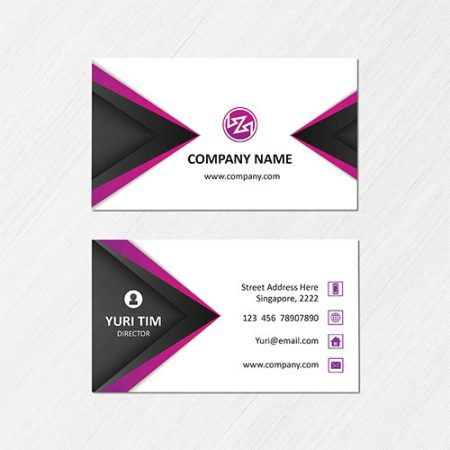 Pin On Business Cards In Dubai