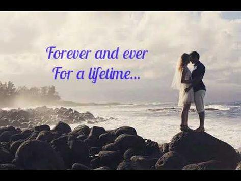 For A Lifetime Lyrics Ryann Darling Youtube Lyrics Oldies Music Lifetime