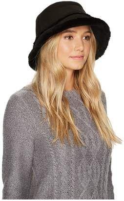 b40566fc7 UGG Waterproof Sheepskin Bucket Hat #hat #womens | Hats | Uggs, Hats ...