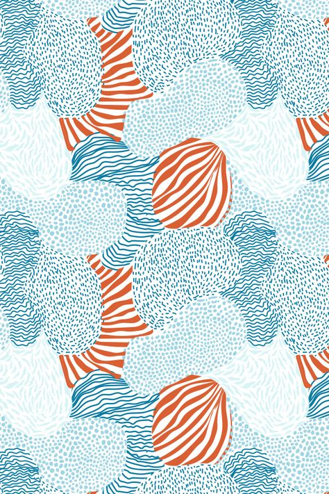 Abstract Pattern, Pattern Art, Print Patterns, Cool Patterns, Nature Pattern, Graphic Patterns, Design Patterns, Blue Patterns, Summer Patterns