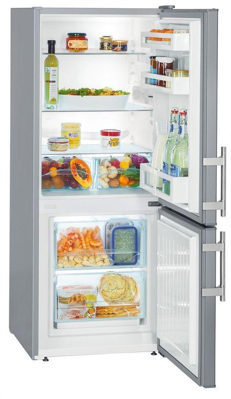 Liebherr CUsl 2311 Comfort Silver Fridge Freezer Silver fridge