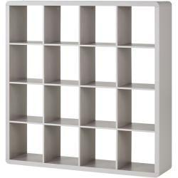 Regal Raumteiler Raumteilerregal 4 Weiss Mit 8 Fachern 77x147x38moebel Jack De Ikea Expedit Bookcase Shelving Ikea Living Room Storage