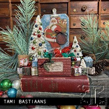 NEW Tim Holtz Idea-ology Christmas Baubles