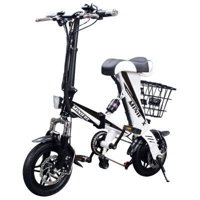 Engwe Ebike 250w Mini Folding Electric Bike With 36v8ah Lithium Battery And Disc Brakes Sale Price Reviews