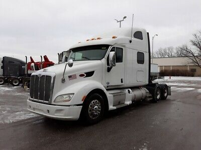 Ad Ebay Link 2013 Peterbilt 587 W Cummins 450hp No Reserve 13 Semi Truck Dd180697 R Il In 2020 Peterbilt Trucks Vehicles