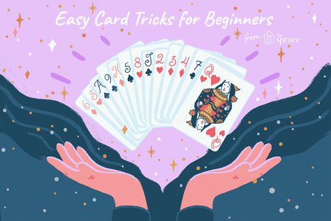 Wow Them With These 16 Impressive Magic Card Tricks Easy Card