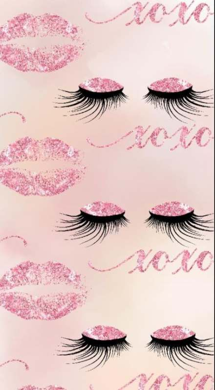 Wall paper iphone glitter pink valentines day 37+ ideas #wall