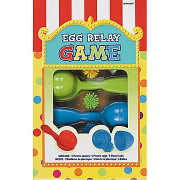 Egg Relay Game is a must-have for your party