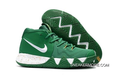 For Sale Men's Nike Kyrie 3 Boston Celtics PE Kyrie Irving Basketball Shoes