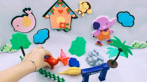 Hello! Welcome to Kid's Toy Please SUBSCRIBER - LIKE - COMMENT Thank you for watching