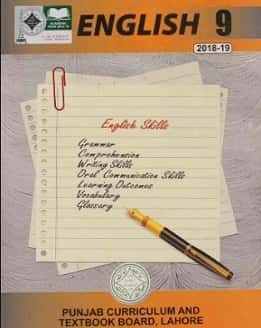 9th class English textbook pdf download in 2020 | English textbook, English book, Textbook