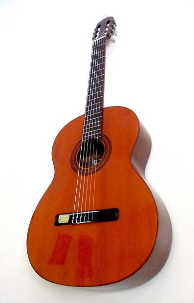 Jorge Banus Lopez Vintage Solid Top 1972 Classical Guitar Made In Spain Mount Xiao Vintage Reverb Classical Guitar Guitar Luthier Guitar