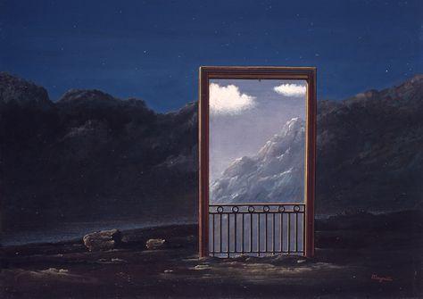 René Magritte (1898 – 1967) - Unknown (N/D).