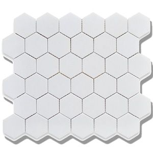 Geometry Collection 2 Hexagon Mosaic Tile Stone Mosaic Tile