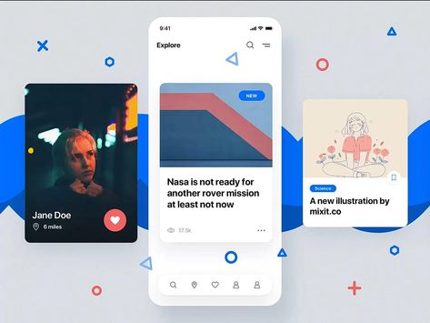 Fabrx Mobile Design System For Sketch by Fabrx Design