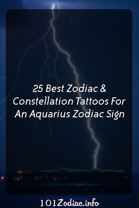 List Of Pinterest Aquarius Zodiac Sign Tattoo Virgos Pictures