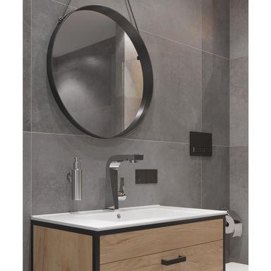 Szafka Pod Umywalke Brooklyn 80 Comad Szafki Pod Umywalki W Atrakcyjnej Cenie W Sklepach Leroy Merlin Round Mirror Bathroom Bathroom Mirror Furniture