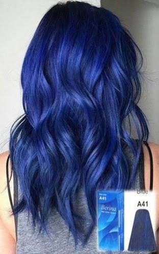 Sallys Beauty Supply Blue Hair Dye With Images Dyed Hair Blue
