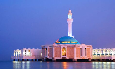 Discover the Most Beautiful Mosques in the World