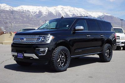 Ford Expedition Max Platinum Lifted Expedition Platinum 4x4 Suv