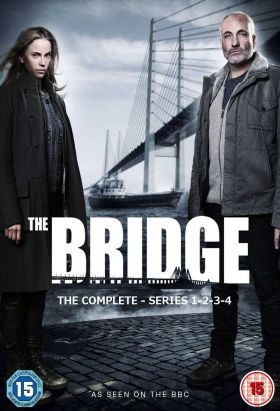 The Bridge Bron Broen 2011 2018 S 1 4 Ep 38 Crime Mystery Thriller Sweden Denmark Hc Eng Subs The Bridge Danis Scandinavisch Kijken Boeken