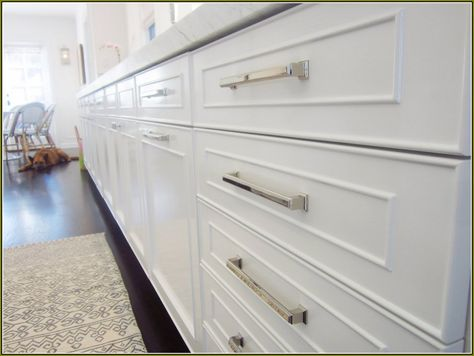 Cabinet Pulls Brushed Nickelcabinet Pulls Brushed Nickel ...