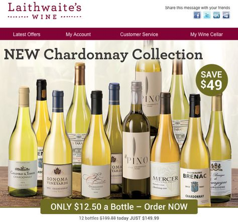 Laithwaites Wine Special Offer Save 49 With Images Wine