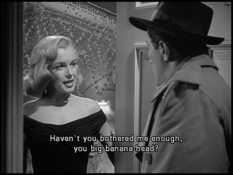 17 Savage Old Hollywood Movie Clapbacks From Women That Are Straight-Up Genius And when Angela gave the most EPIC Old Hollywood burn in The Asphalt Jungle. 17 Savage Old Hollywood Movie Clapbacks From Women That Are Straight-Up Genius Classic Movie Quotes, Classic Movies, Old Movie Quotes, Famous Movie Quotes, Iconic Movies, Latest Movies, Old Hollywood Movies, Classic Hollywood, Hollywood Scenes