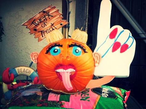 Amazing Pumpkins: Twerk or Treat