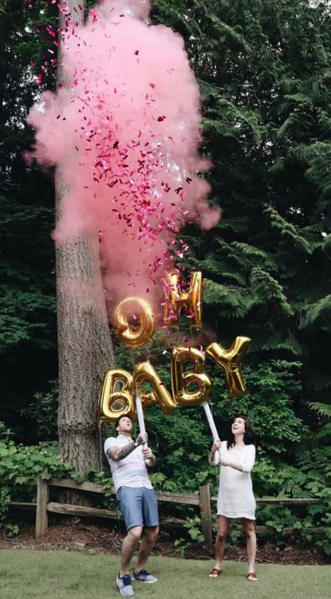 Start Planning Your Gender Reveal Party Today