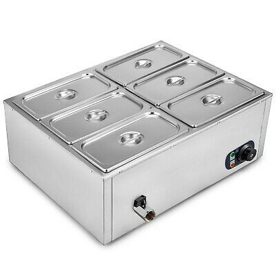 Ad Ebay Url Commercial Food Warmer Portable Steam Table